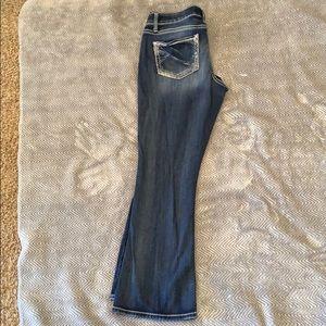 Daytrip Jeans - Day Trip Virgo Boot Cut Jeans